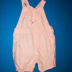 Just for you made by Carters overalls
